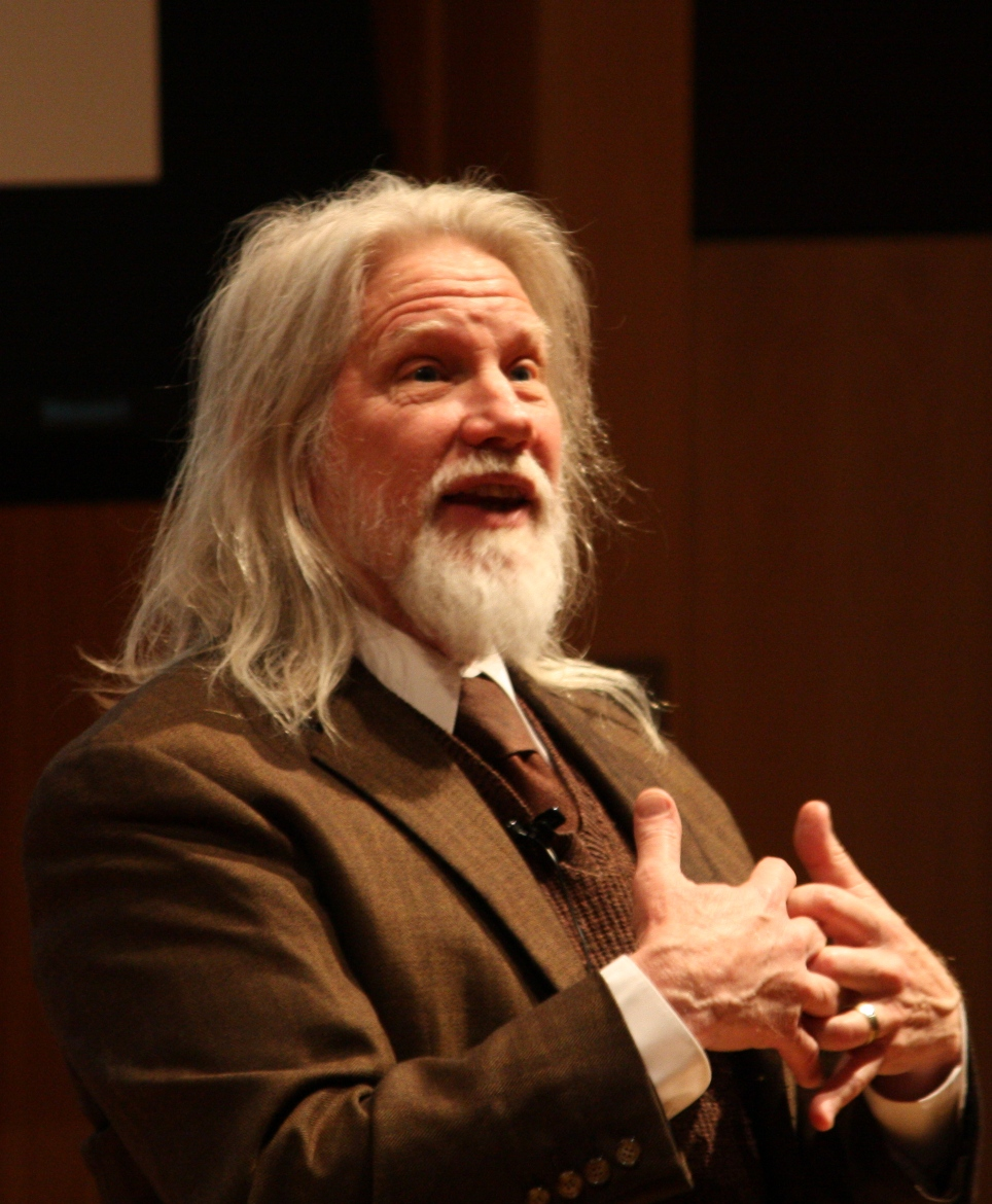 Prof. Whitfield Diffie On Cloud Computing